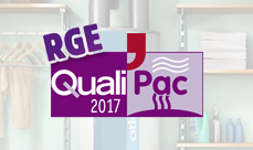 label RGE QualiPac