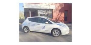 ARPEG - Nissan Leaf - Voiture électrique