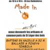 ARPEG portes ouvertes Saint-Léger-Des-Bois