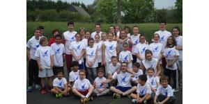 Partenariat ARPEG avec club de basket de Saint Léger des Bois