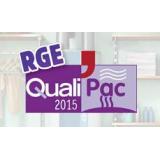 Logo RGE Qualipac 2015