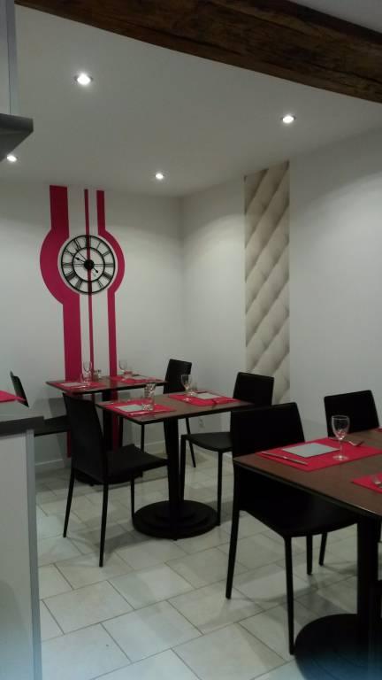 Peinture restaurant