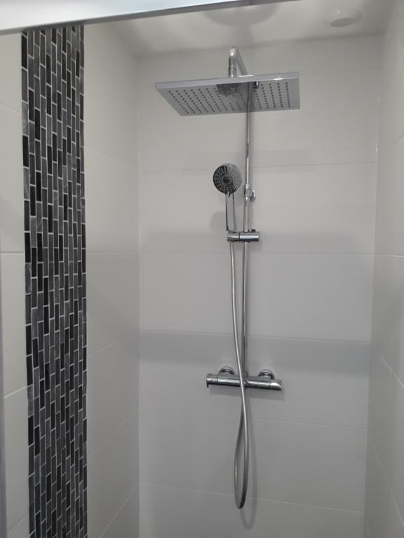 intérieur douche