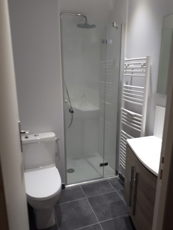 salle de bain moderne petit espace