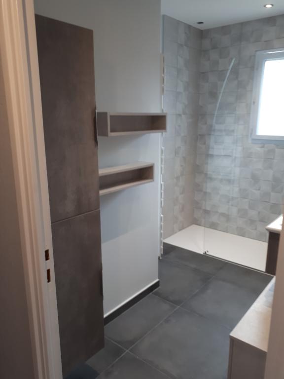 Aménagement et rénovation de salle de bains Angers (49)