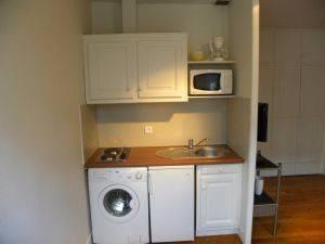 petite cuisine logement T1