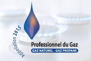Label Professionnel du Gaz naturel et propane