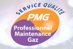 Label PMG : Professionnel Maintenance Gaz