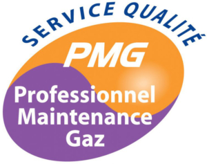 Logo PMG Professionnels Maintenance Gaz